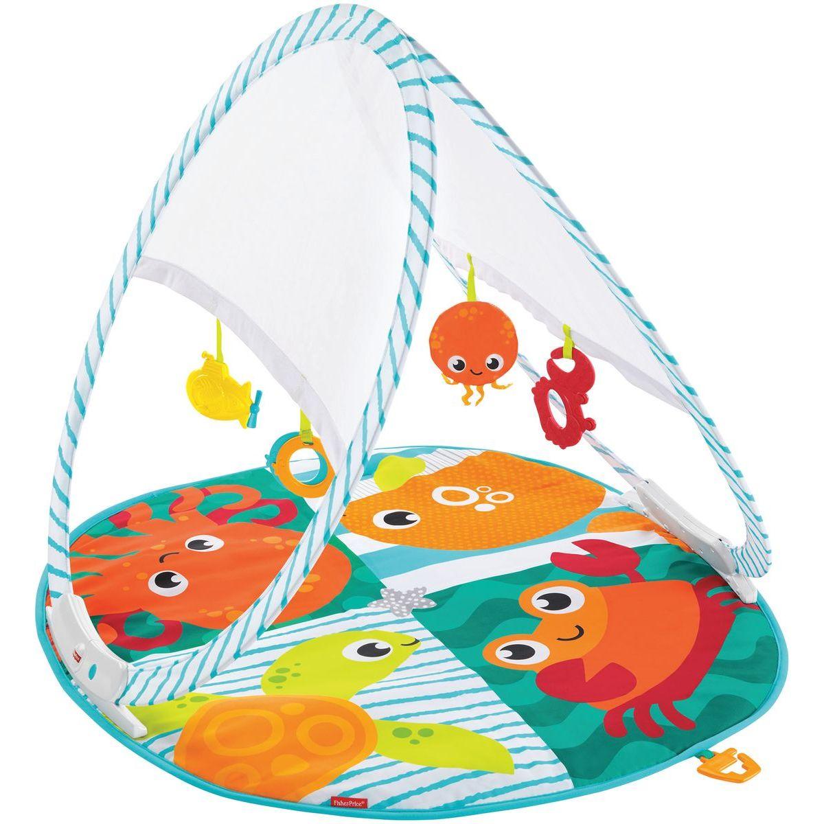 Mattel Fisher-Price hracia dečka do tašky