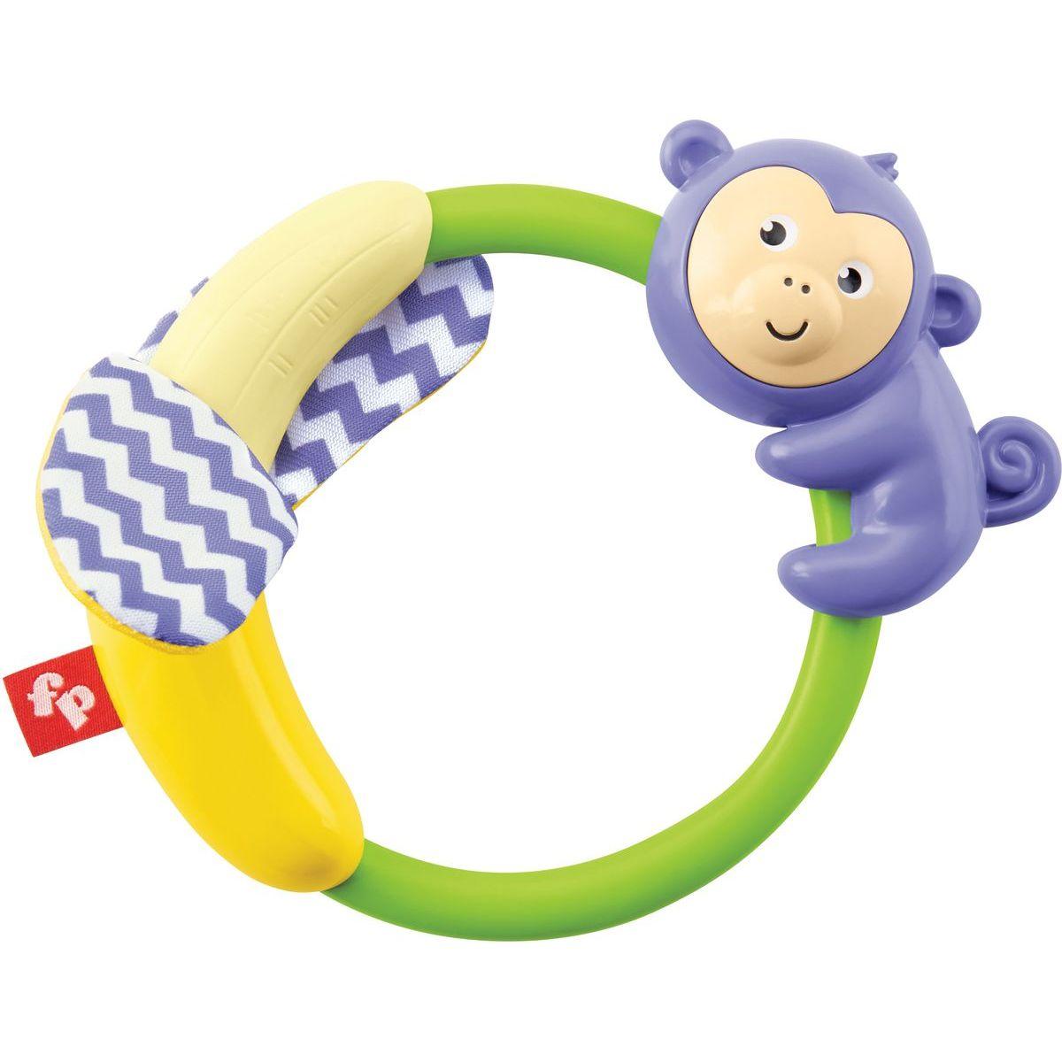 Mattel Fisher-Price zvieracie dobrodružstvo opička
