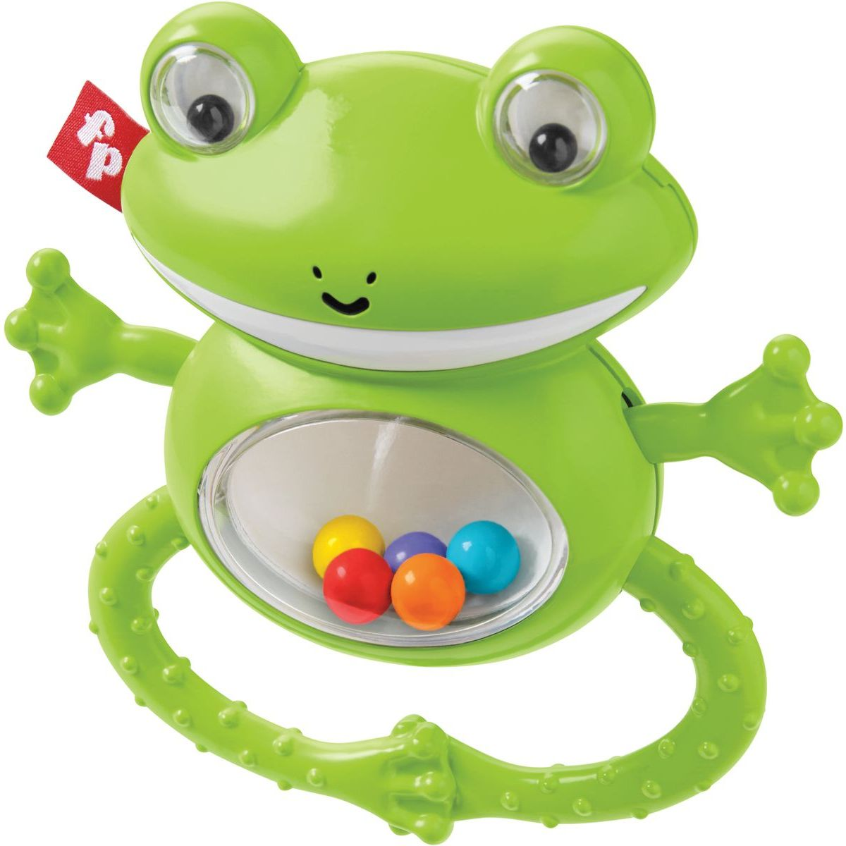 Mattel Fisher-Price zvieracie dobrodružstvo žaba