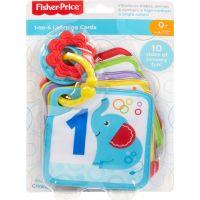 Fisher Price 1-až-5 náučné karty 6