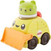 Fisher Price hrkacie vozítka žltý bager