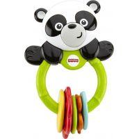 Fisher Price chrastítka zoo panda