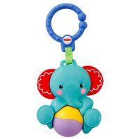 Fisher Price chrastítka zoo slon s míčkem