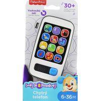 Mattel Fisher Price CHYTRÝ TELEFON CZ 2