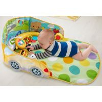 Fisher Price Hrací dečka autíčko 3v1 5