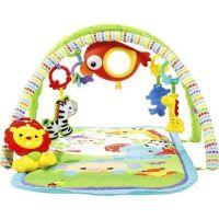 Fisher Price hrazdička pre aktívne dieťa 3v1 Rainforest