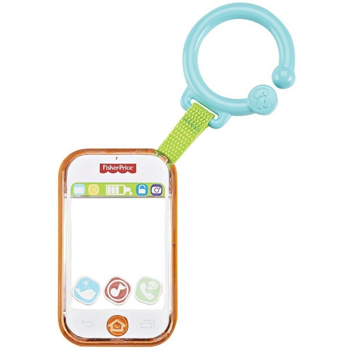 Fisher Price Hudobná hračka - Telefón DFP50