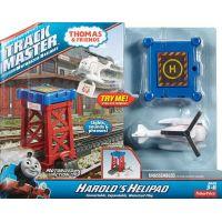 Fisher Price Thomas DFM64-DFM65 Trať so záchrannou stanicou s Haroldom 6