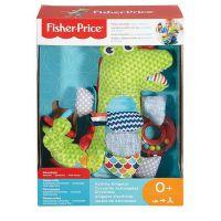 Fisher Price Mäkkučký krokodíl s aktivitami 4