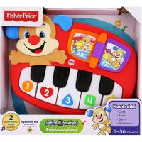 Mattel Fisher Price pejskovo piano 2