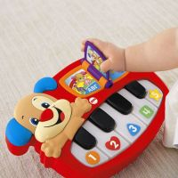 Mattel Fisher Price pejskovo piano 3