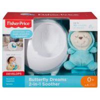 Fisher Price projektor s motýlím kamarátom pre pekné sny 3
