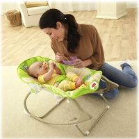 Fisher Price Baby Gear sedátko od bábätka po batoľa Rainforest (Fisher Price CBF52) 2