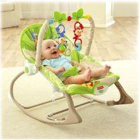 Fisher Price Baby Gear sedátko od bábätka po batoľa Rainforest (Fisher Price CBF52) 3