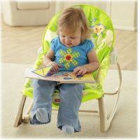 Fisher Price Baby Gear sedátko od bábätka po batoľa Rainforest (Fisher Price CBF52) 4