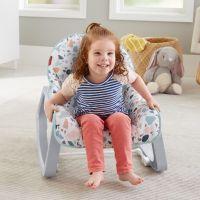 Fisher Price sedátko od bábätka po batoľa Terrazzo 3