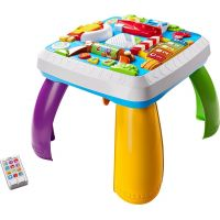 Fisher Price Smart Stages Psíkov stolček CZ-EN