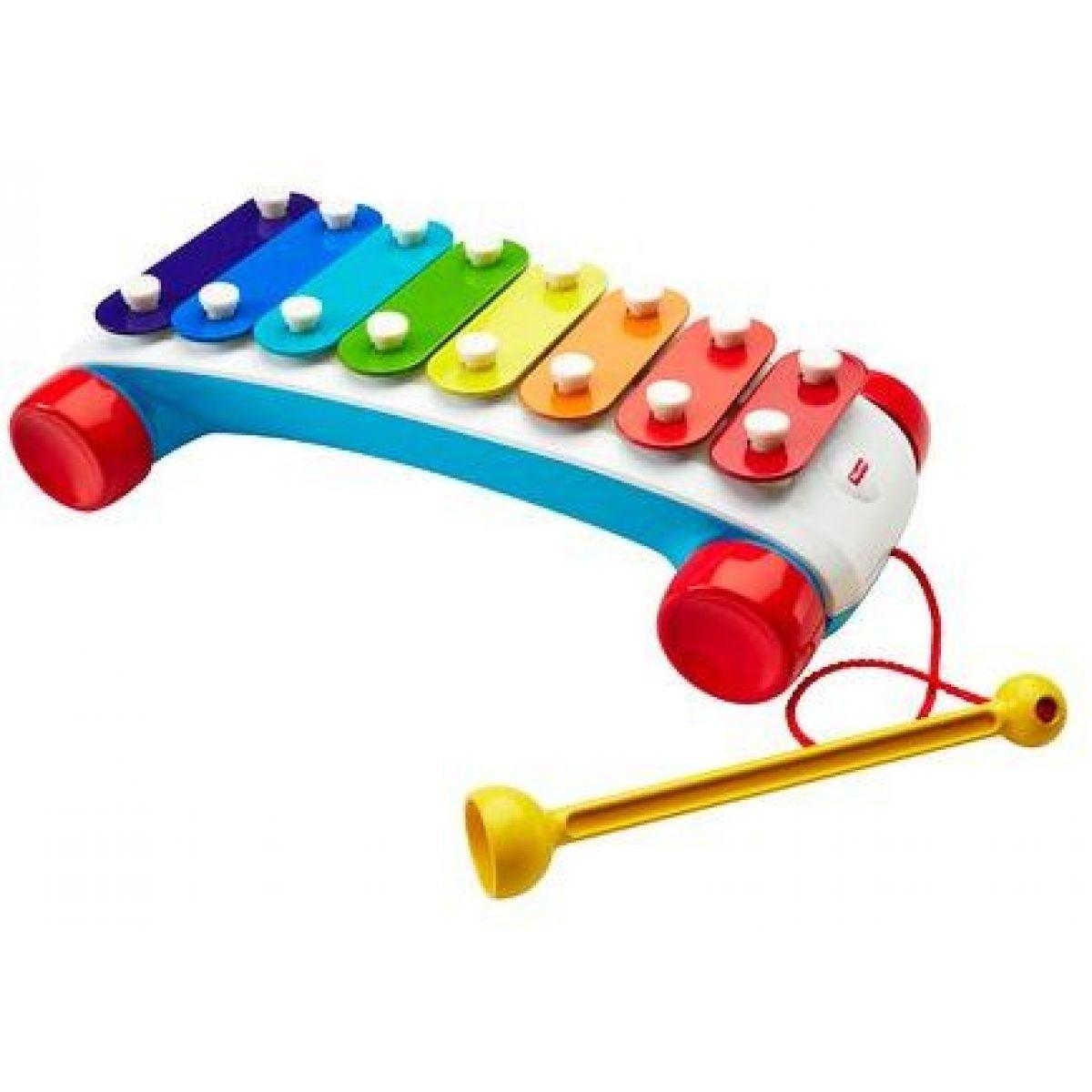 Fisher Price zábavný ťahacie xylofón