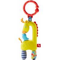 Fisher Price Závesné zvieratko Žirafa