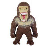 Flexi Monster figurka hnědá gorila