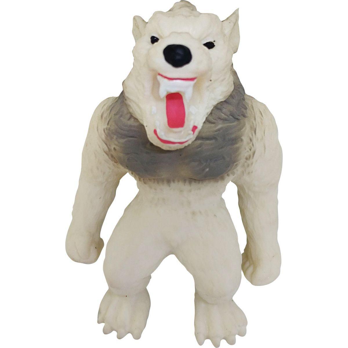 Flexi Monster figúrka vlk biely