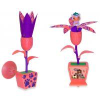 EPLine Flóra Magica květináč růžový