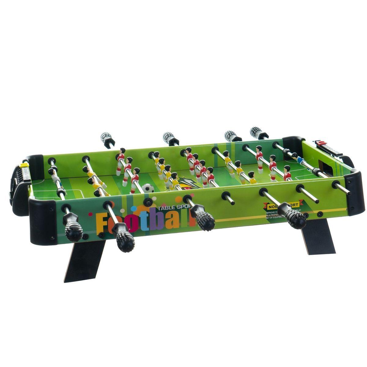 Futbal spoločenská hra s kovovými tiahlami