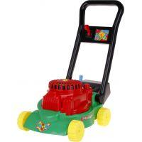 Frabar Sekačka travní Super se zásobníkem na trávu červený motor