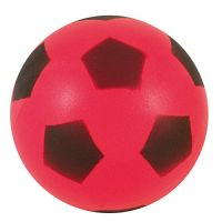 Frabar soft loptička 12 cm červená