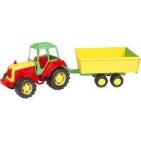 Frabar Traktor s vozíkom