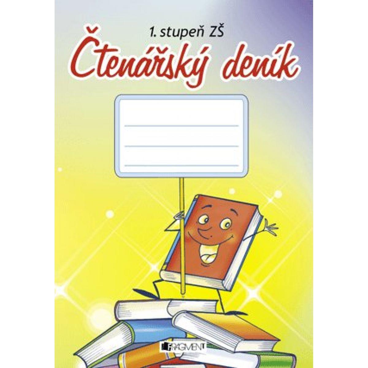 Čitateľský denník 1. stupeň ZŠ