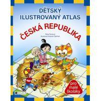 Dětský ilustrovaný atlas - Česká republika - Petra Fantová