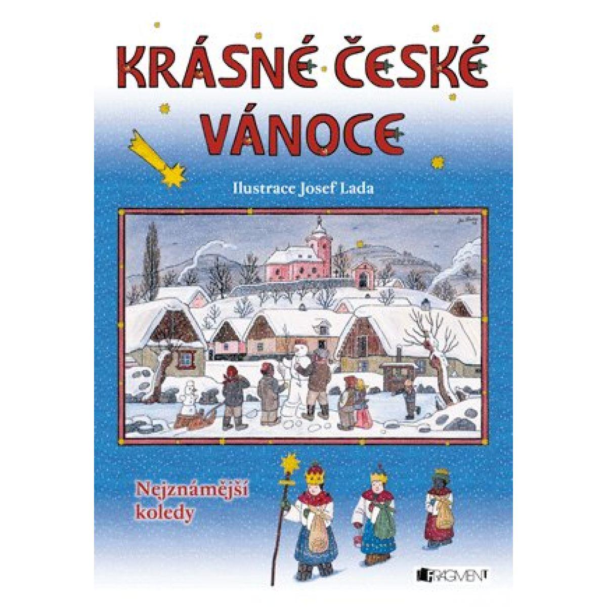 Krásne české Vianoce - Najznámejšie koledy - Josef Lada