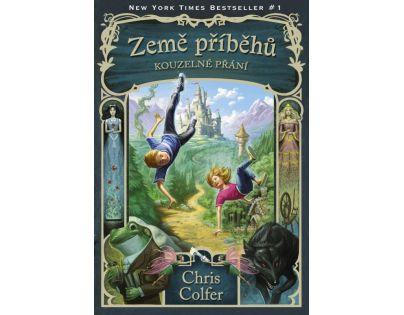 Země příběhů - Kouzelné přání - Chris Colfer CZ