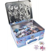 Spin Master Frozen 2 puzzle v plechovom kufríku 2 x 48 dielikov 2