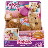 Hasbro A1647 - FurReal Friends - Zvířátko s krmením - méďa 2