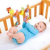 Galt Detská hračka na postieľku Červík Pepík 2