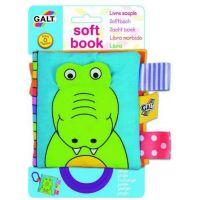 Dětská knížka látková Na zahradě