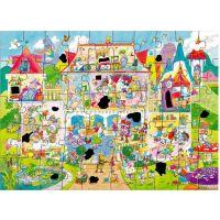 Galt Magické puzzle Rozprávkový palác 2