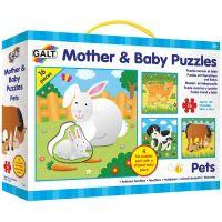Galt Puzzle Mother and Baby Domáci maznáčikovia