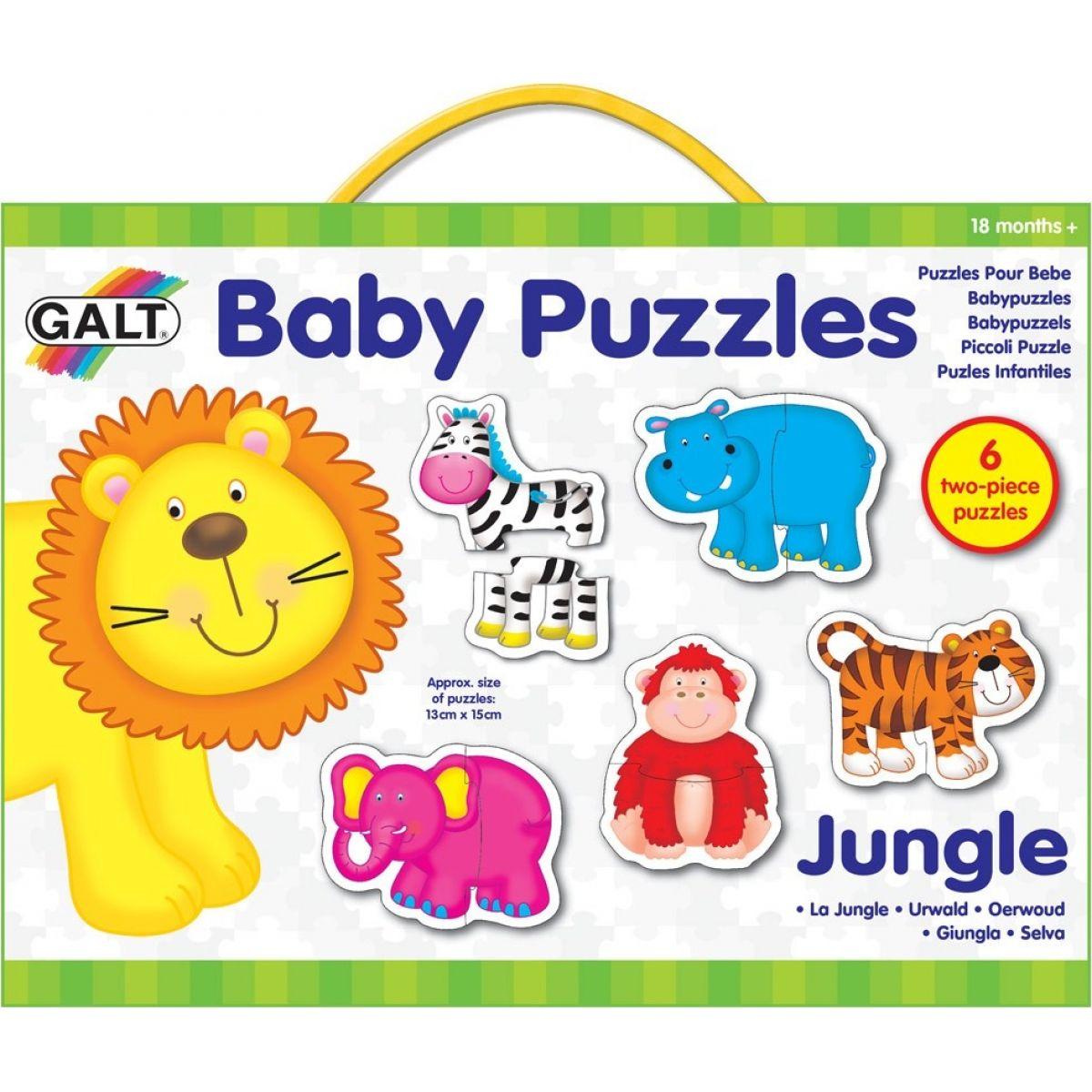 Galt pre najmenších zvieratká v džungli 2