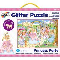 Galt Puzzle trblietavé Princezné 60 dielikov