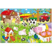 Galt Veľké podlahové puzzle - na farme 2