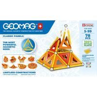 Geomag Classic Panels 78