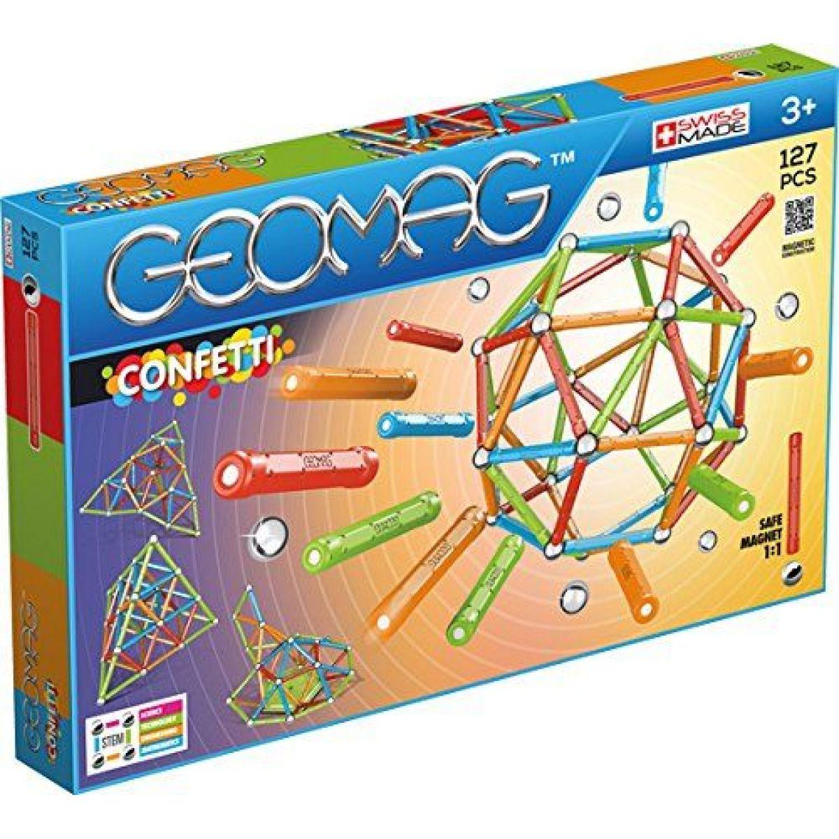 Geomag Confetti 127