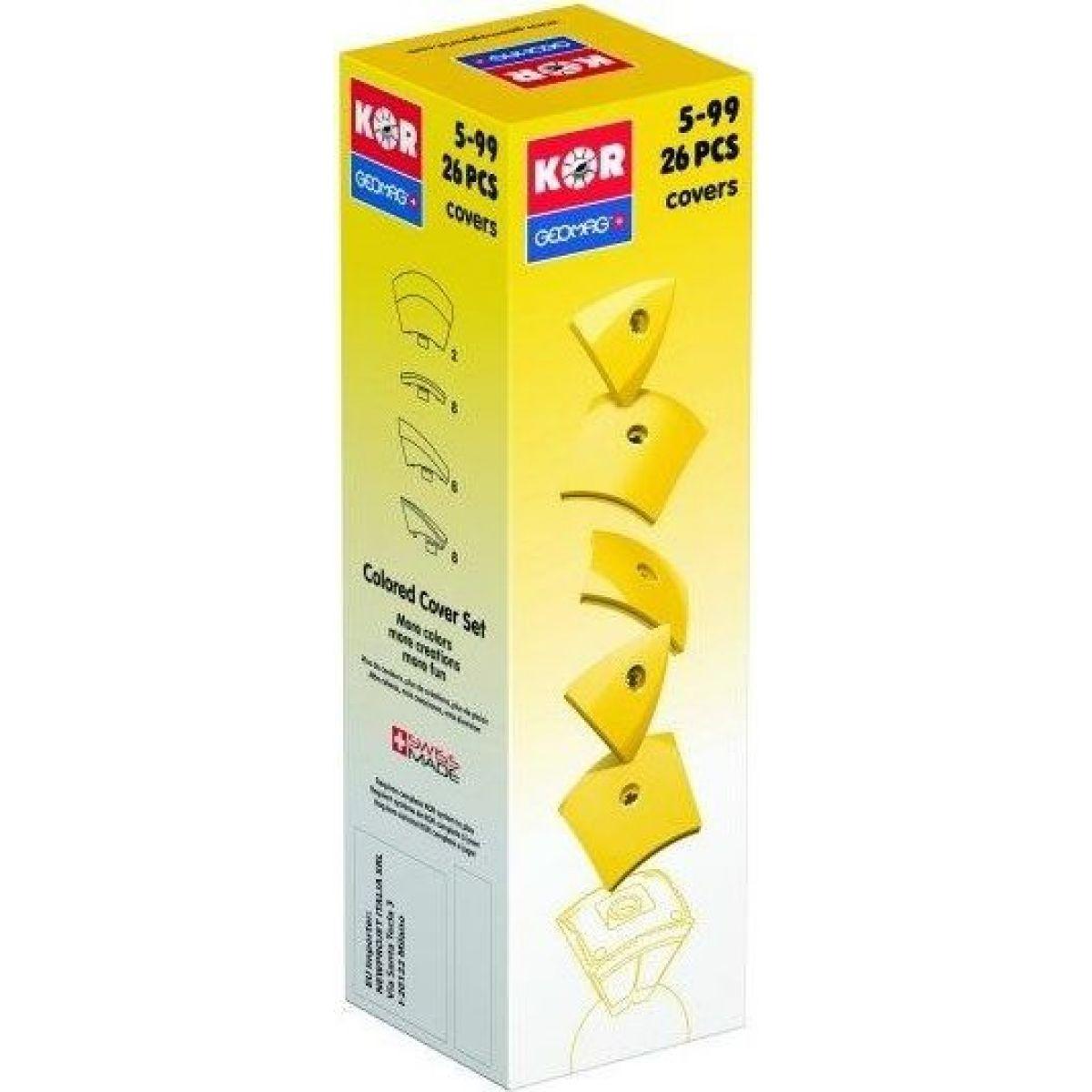 GEOMAG KOR Yellow 26