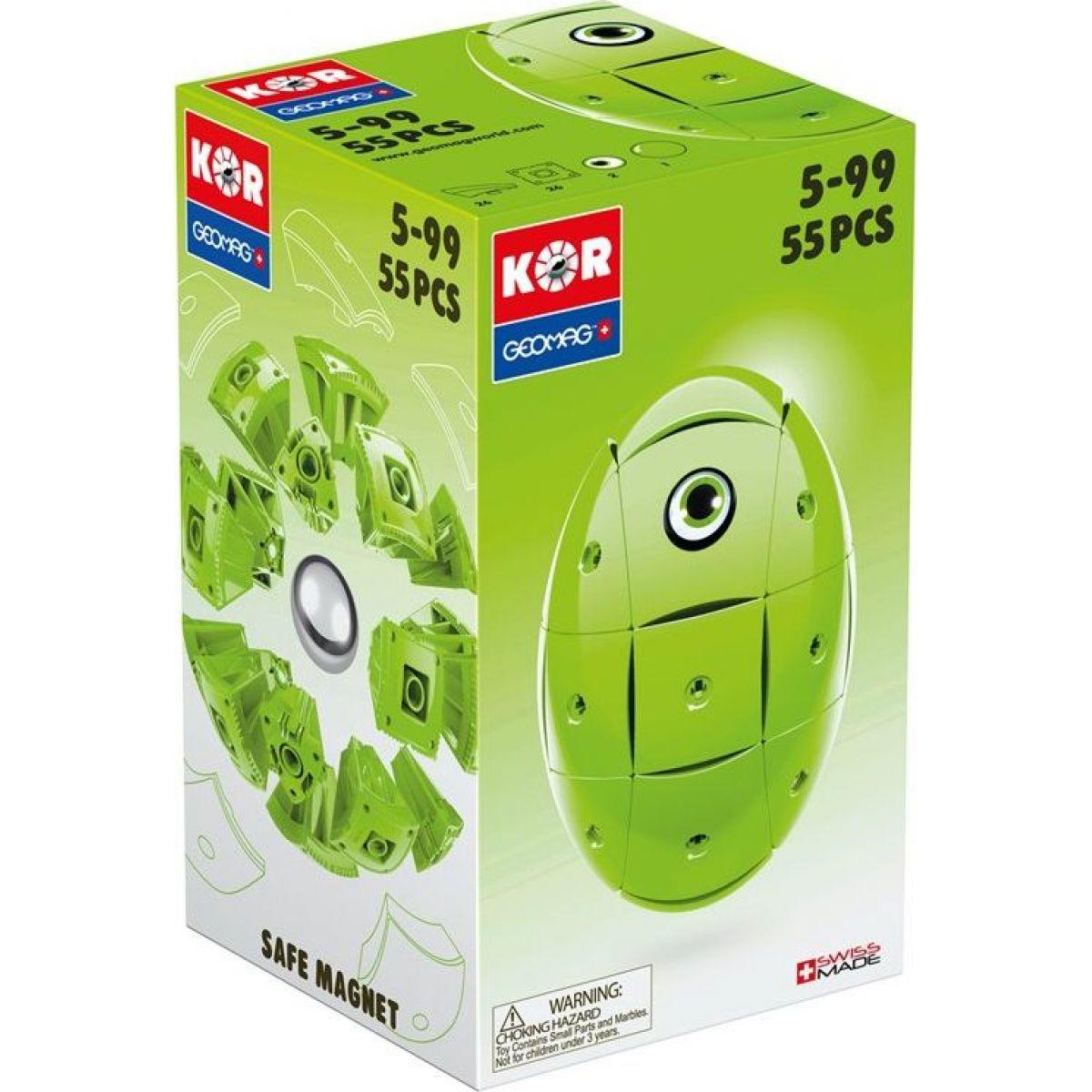 GEOMAG KOR Green 55
