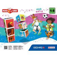 Geomag Magicube Mix&Match