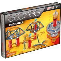 Geomag Mechanics 222 pcs - Poškozený obal 2