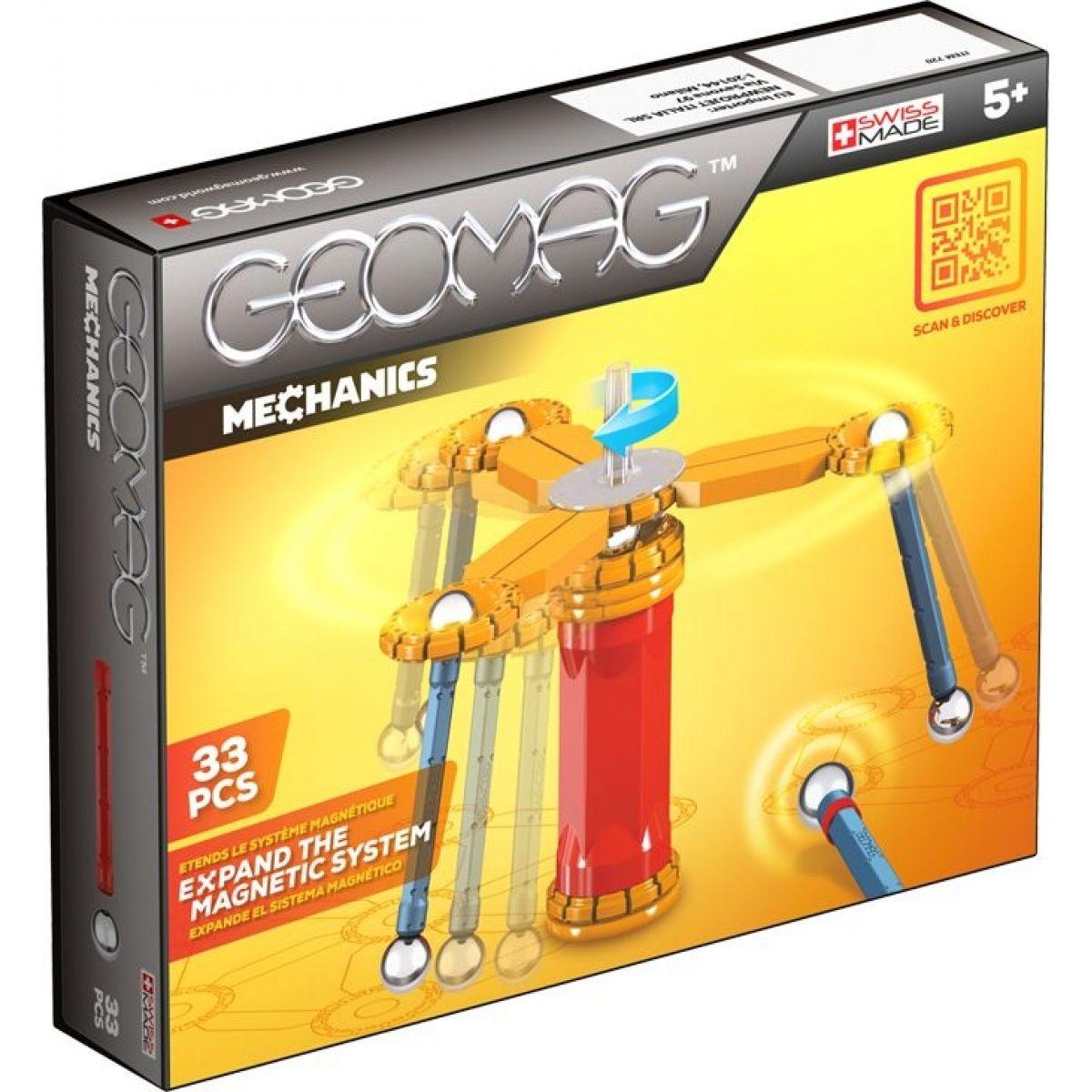 GEOMAG Mechanics 33